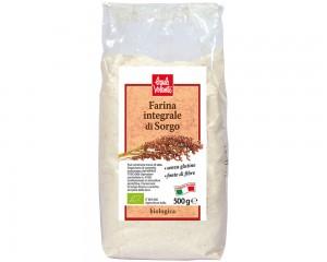 farina sorgo