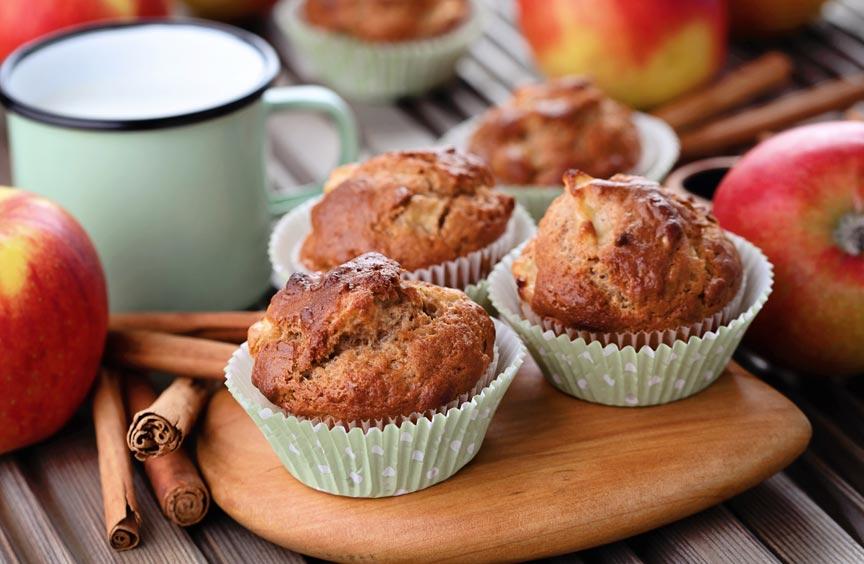 muffin con senz'uovo