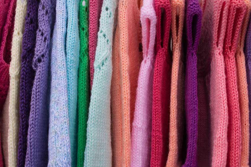 Usare abiti di fibre naturali for Fibre naturali