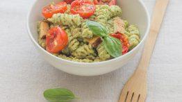 pesto zucchine