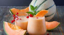 smoothie-al-melone-e-aceto-balsamico